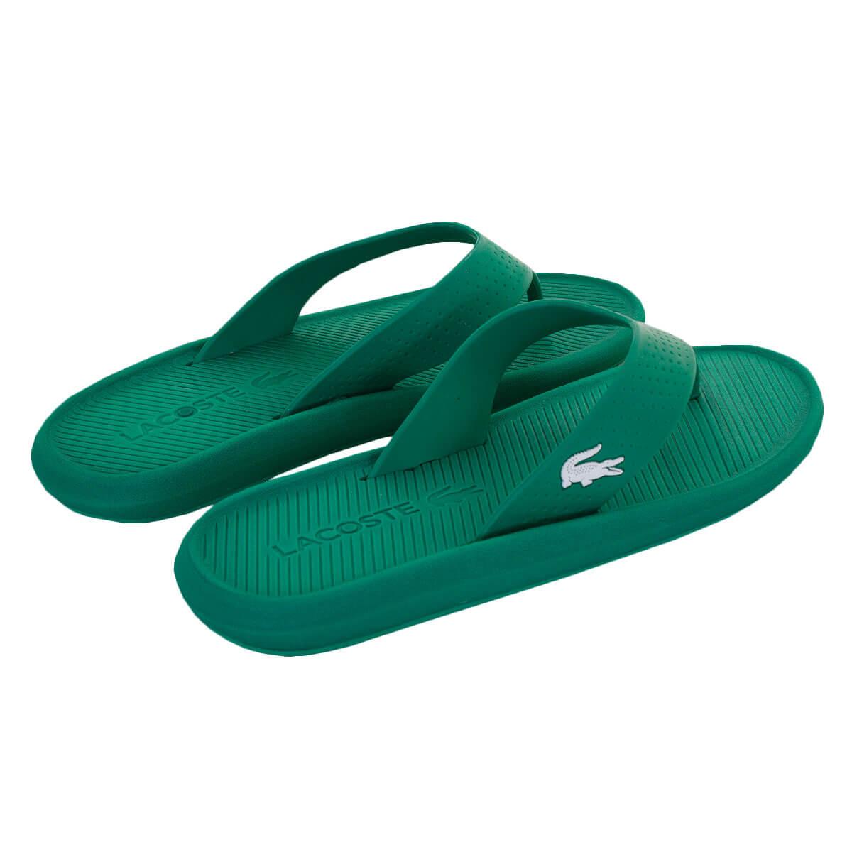 9bb1adada62 Lacoste Mens 2019 Croco Sandal 219 1 CMA Flip Flops