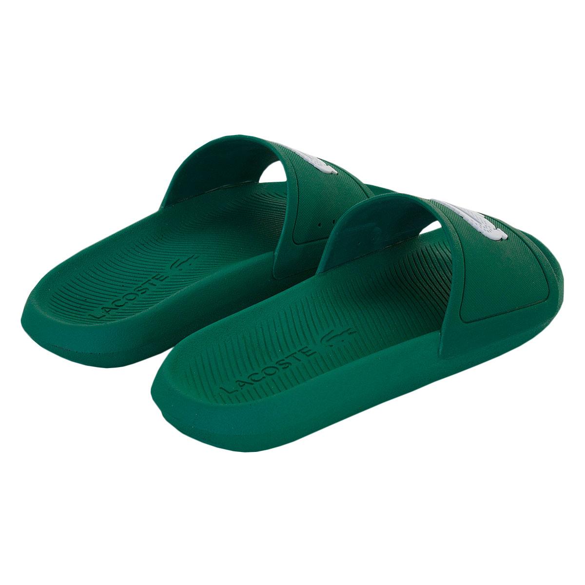 6f0bec178aa1 Lacoste Men s Croco Slide 119 1 CMA Flip Flops