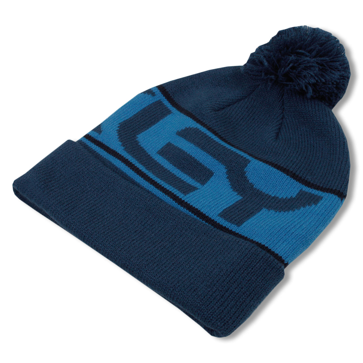9c901c22c9f Oakley Sport Mens Factory Cuff Beanie Winter Ski Snow Bobble Hat ...