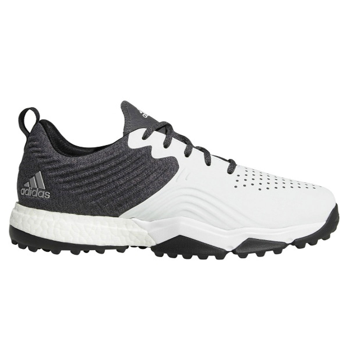 Adidas Golf Homme 2018 Adipower 4 Chaussures orged Crampons Boost Stretch Chaussures 4 de golf bdecab