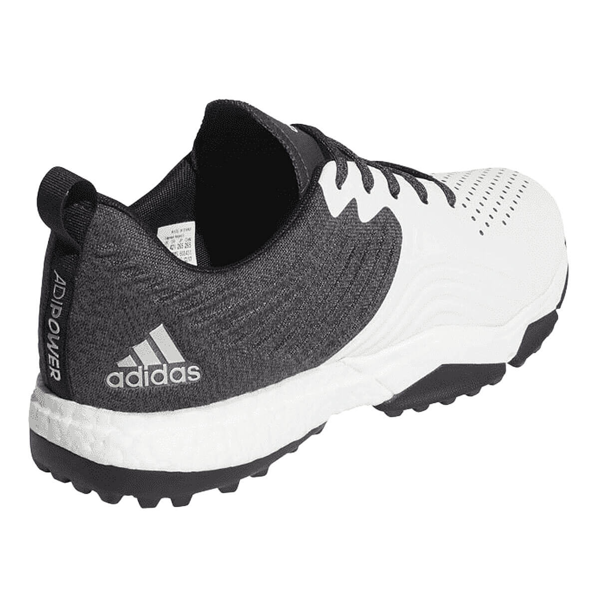 adidas-Golf-Mens-Adipower-Spikeless-BOOST-Stretch-Golf-Shoes-27-OFF-RRP thumbnail 3