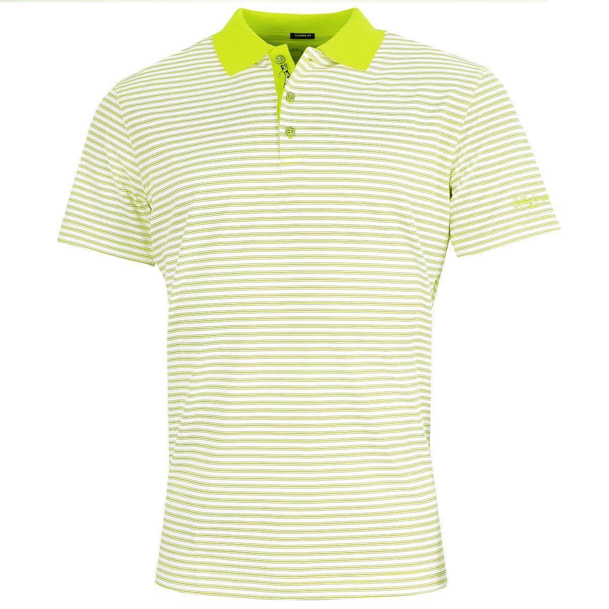 Bobby Jones Mens XH20 Frame Stripe European Fit Golf Polo Shirt 72 ...