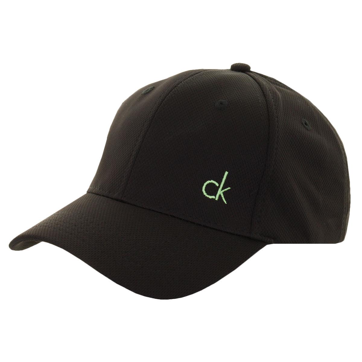 47daae05 Calvin Klein Golf Mens CK Airtex Adjustable Mesh Baseball Cap 40 ...