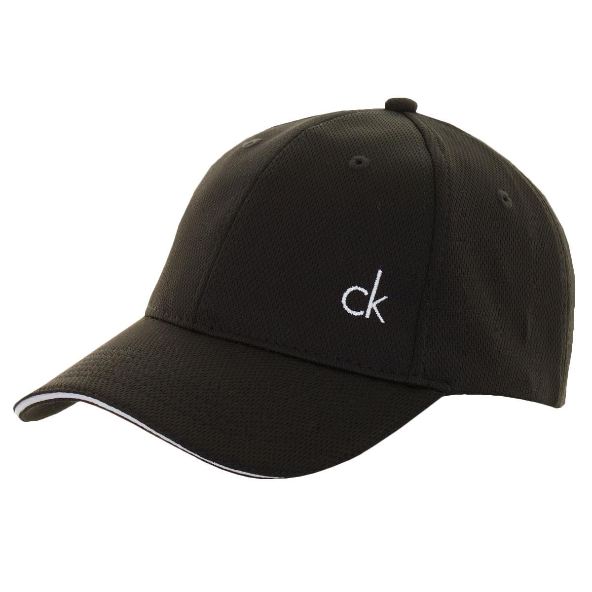 calvin klein golf mens ck airtex adjustable mesh baseball cap 40 off rrp ebay. Black Bedroom Furniture Sets. Home Design Ideas