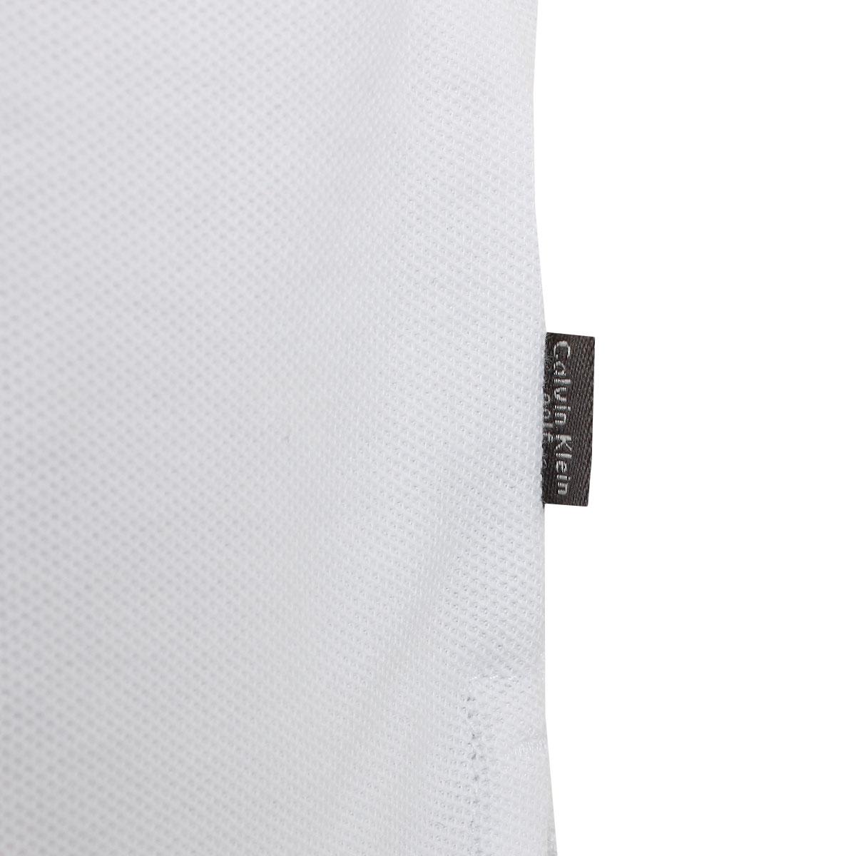 Calvin-Klein-Golf-Mens-Stripe-Collar-Pique-Short-Sleeve-Polo-Shirt-29-OFF-RRP thumbnail 29