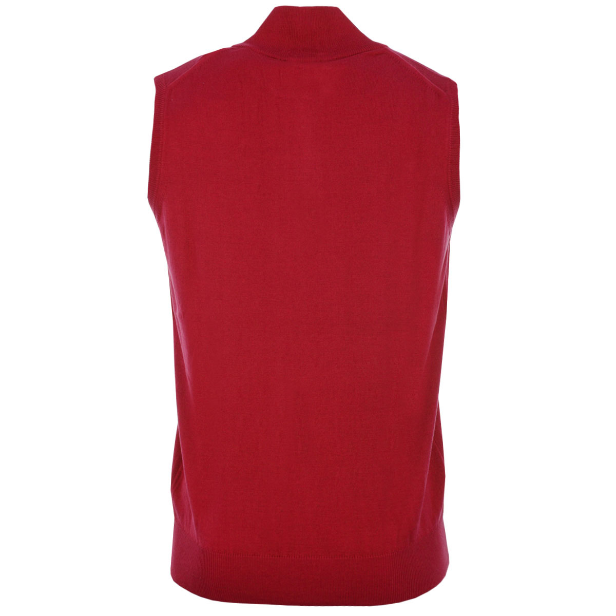 Calvin-Klein-Golf-Mens-CK-1-4-Zip-Sleeveless-Sweater-Vest-Gilet-27-OFF-RRP thumbnail 3