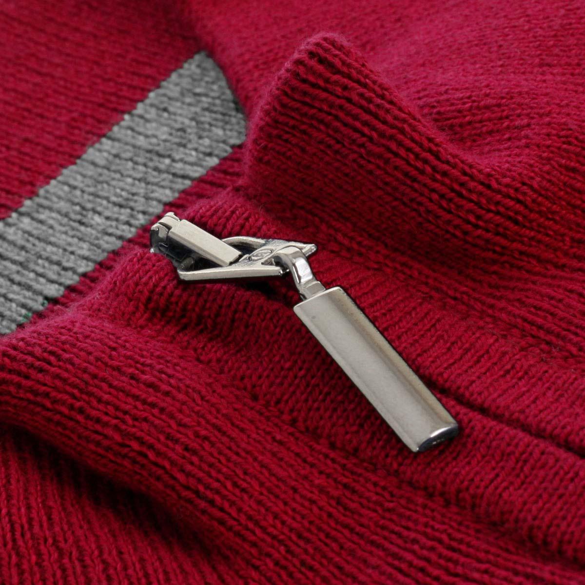 Calvin-Klein-Golf-Mens-CK-1-4-Zip-Sleeveless-Sweater-Vest-Gilet-27-OFF-RRP thumbnail 5
