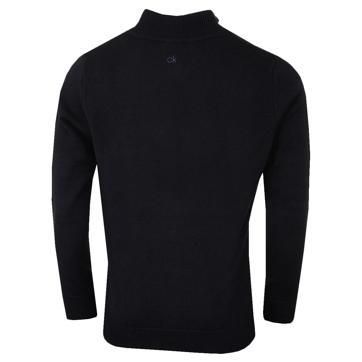 Calvin-Klein-Golf-Mens-2019-Chunky-Cotton-1-2-Zip-Golf-Top-Sweater-37-OFF-RRP thumbnail 10