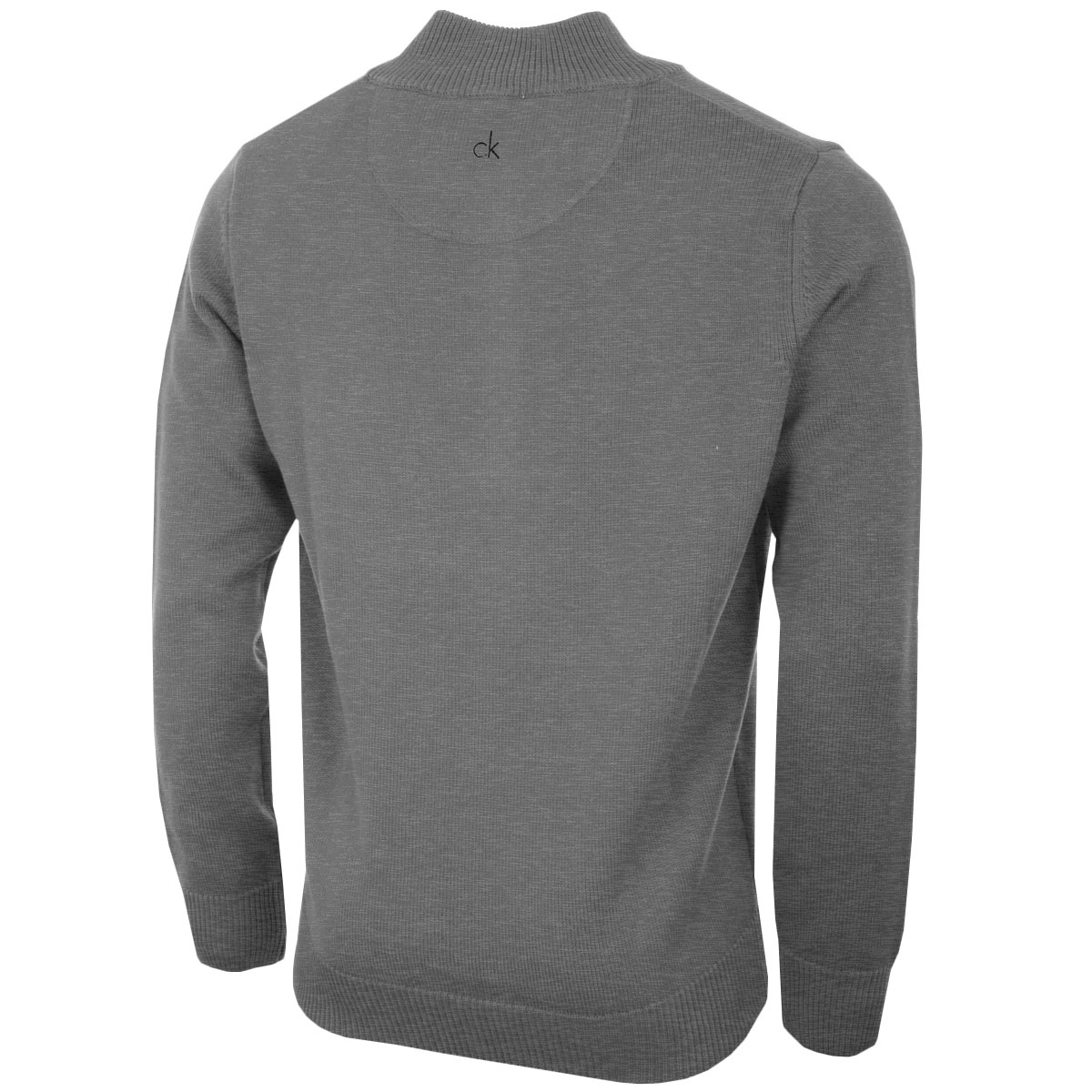 Calvin-Klein-Golf-Mens-2019-Chunky-Cotton-1-2-Zip-Golf-Top-Sweater-37-OFF-RRP thumbnail 31