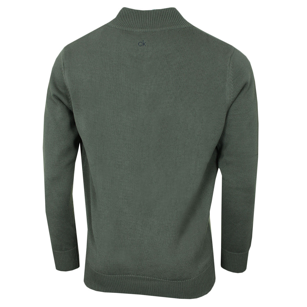 Calvin-Klein-Golf-Mens-2019-Chunky-Cotton-1-2-Zip-Golf-Top-Sweater-37-OFF-RRP thumbnail 34