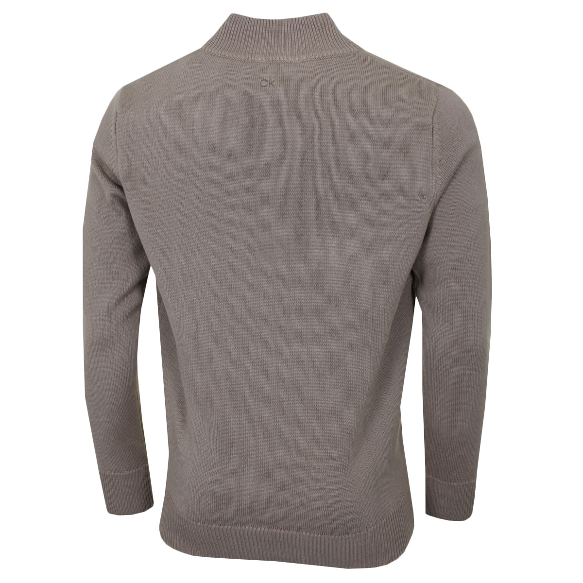 Calvin-Klein-Golf-Mens-2019-Chunky-Cotton-1-2-Zip-Golf-Top-Sweater-37-OFF-RRP thumbnail 40