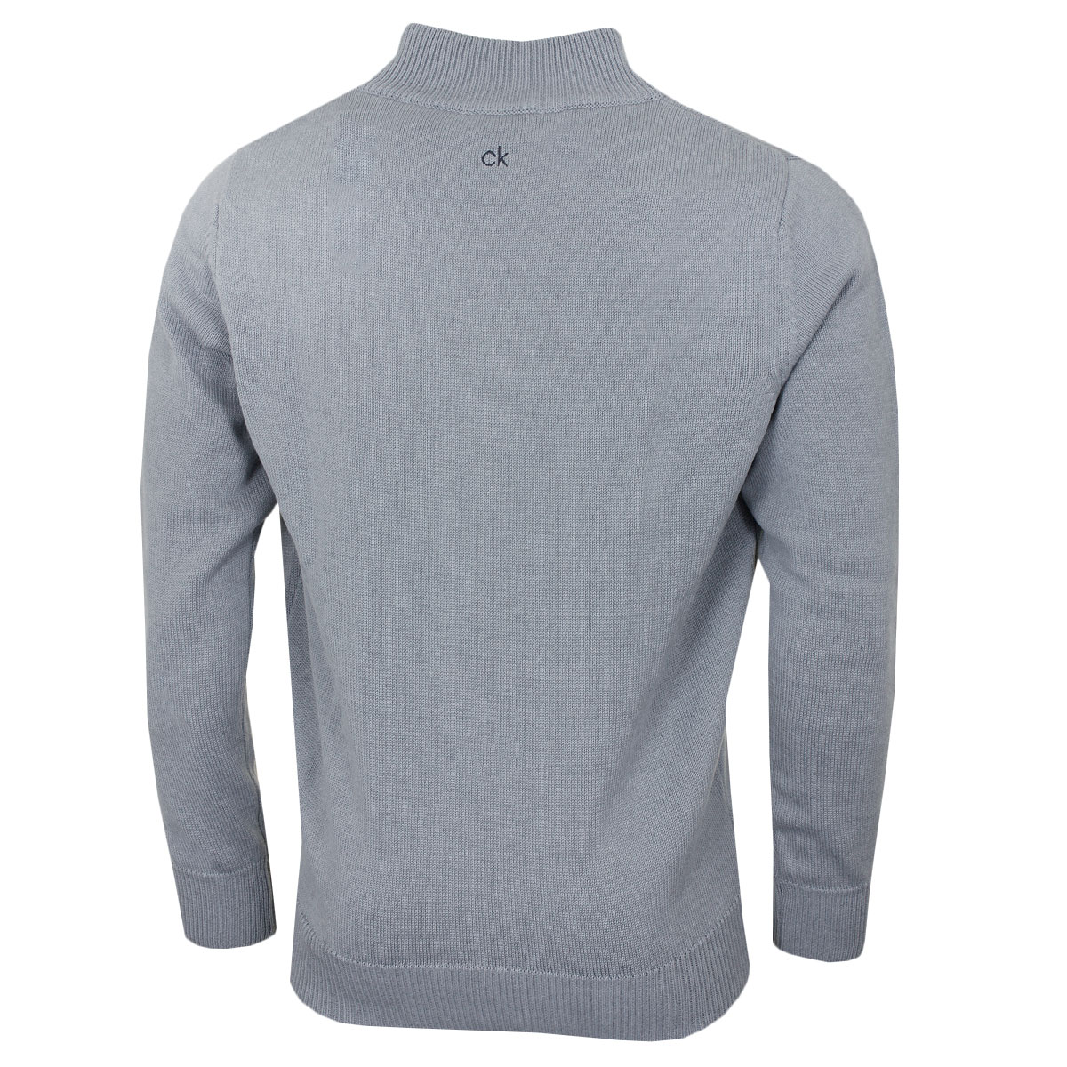 Calvin-Klein-Golf-Mens-2019-Chunky-Cotton-1-2-Zip-Golf-Top-Sweater-37-OFF-RRP thumbnail 50