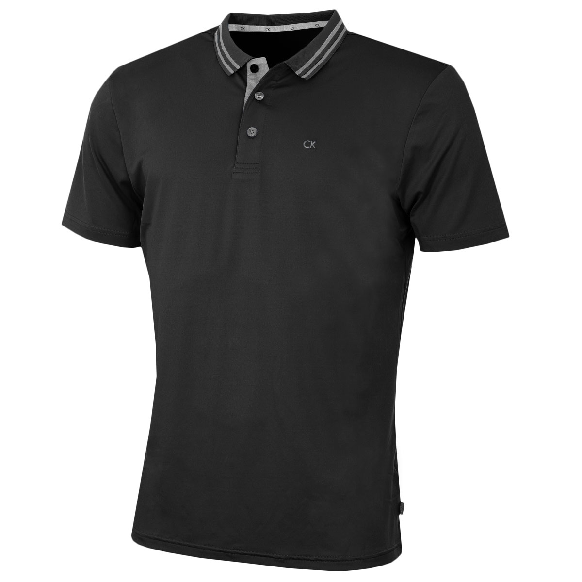 nueva productos a724d 18370 Details about Calvin Klein Golf Mens CK Madison Lightweight Stretch Polo  Shirt 25% OFF RRP