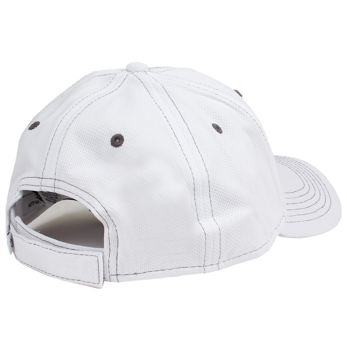 4ee702eb8b7 Calvin Klein Golf Mens CK Airtex Adjustable Mesh Baseball Cap 40 ...