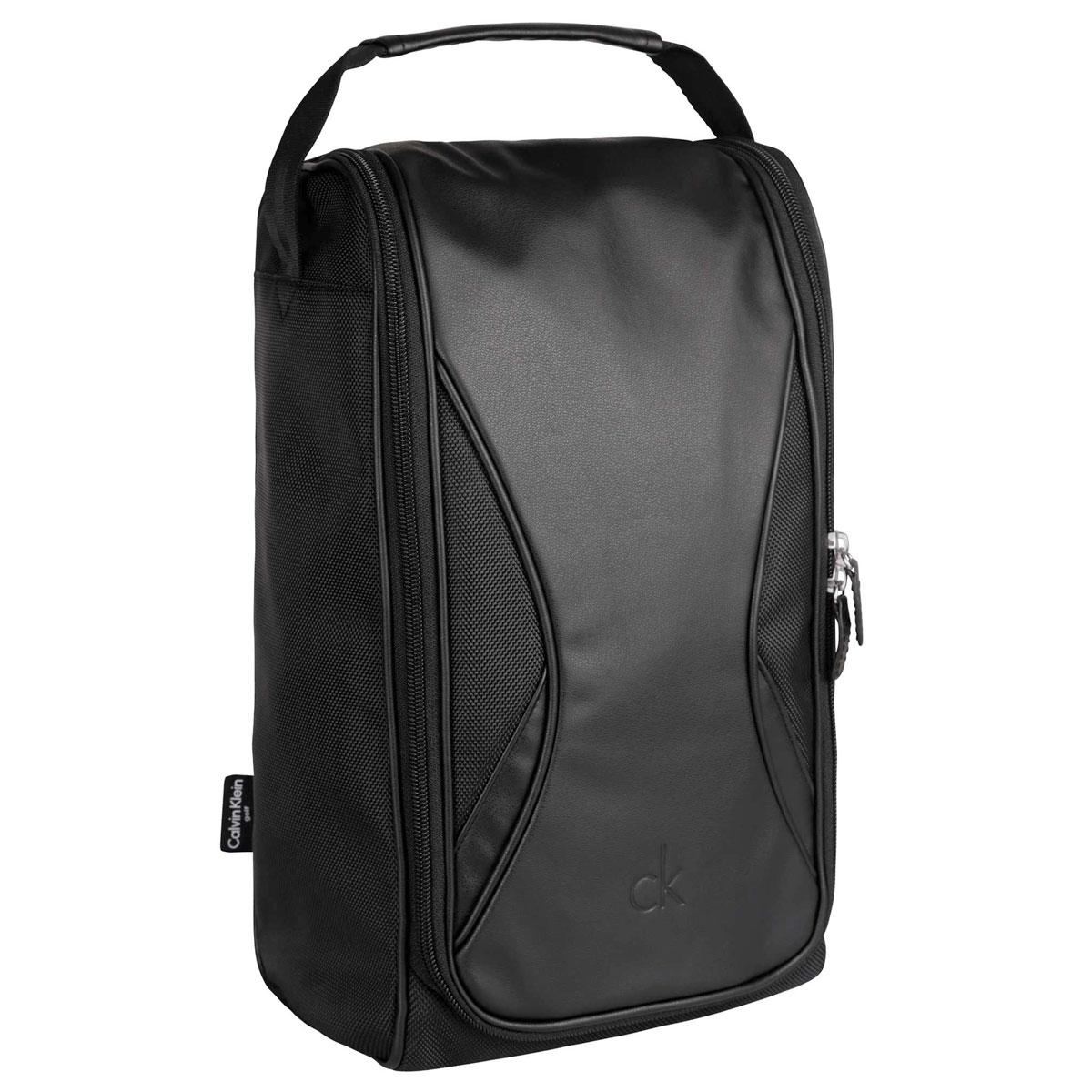 065713ac42 Calvin Klein Unisex 2019 CK Shoe Bag - Black - OS 5397157467684