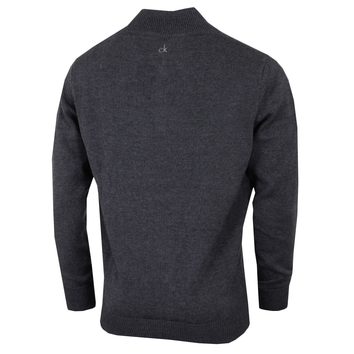 Calvin-Klein-Golf-Mens-2019-Chunky-Cotton-1-2-Zip-Golf-Top-Sweater-37-OFF-RRP thumbnail 21