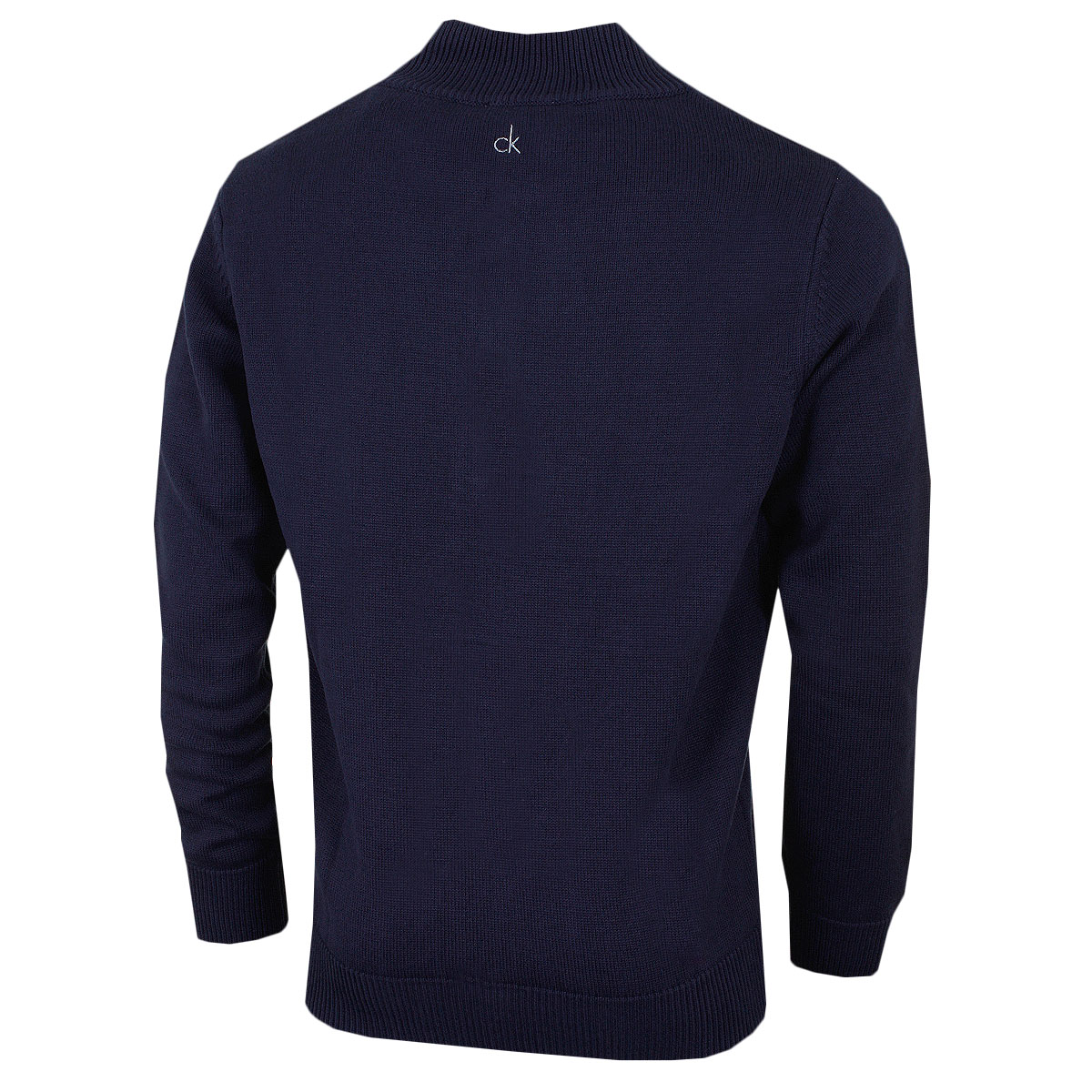 Calvin-Klein-Golf-Mens-2019-Chunky-Cotton-1-2-Zip-Golf-Top-Sweater-28-OFF-RRP thumbnail 47