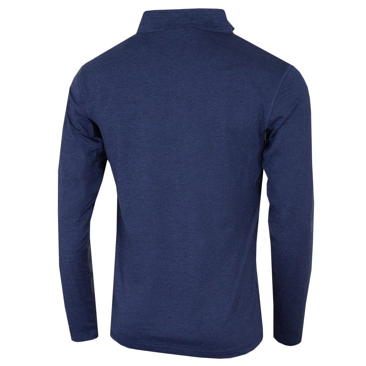 Calvin-Klein-Golf-Mens-Brooklyn-Reflective-Logo-Pullover-38-OFF-RRP thumbnail 7