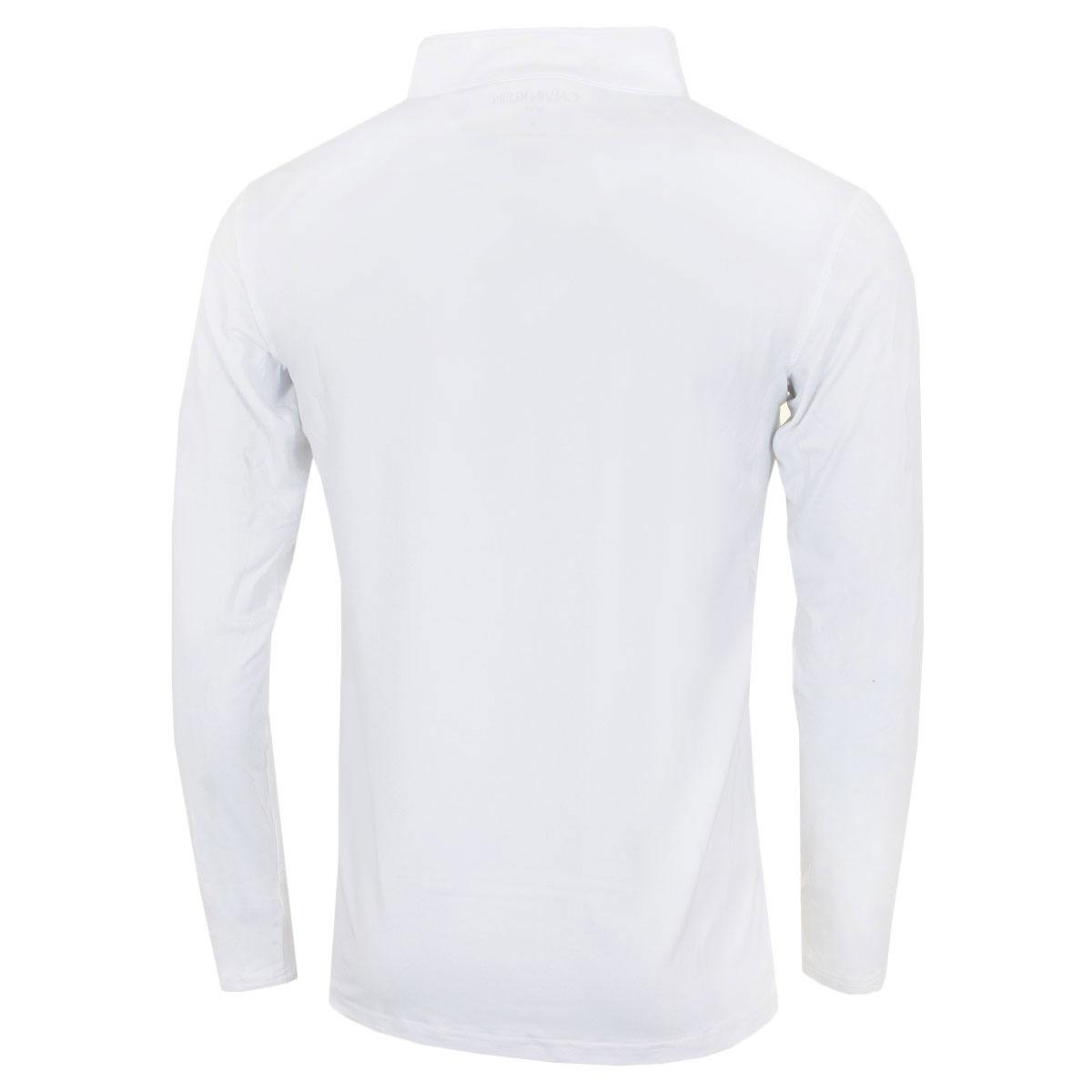 Calvin-Klein-Golf-Mens-Brooklyn-Reflective-Logo-Pullover-38-OFF-RRP thumbnail 23