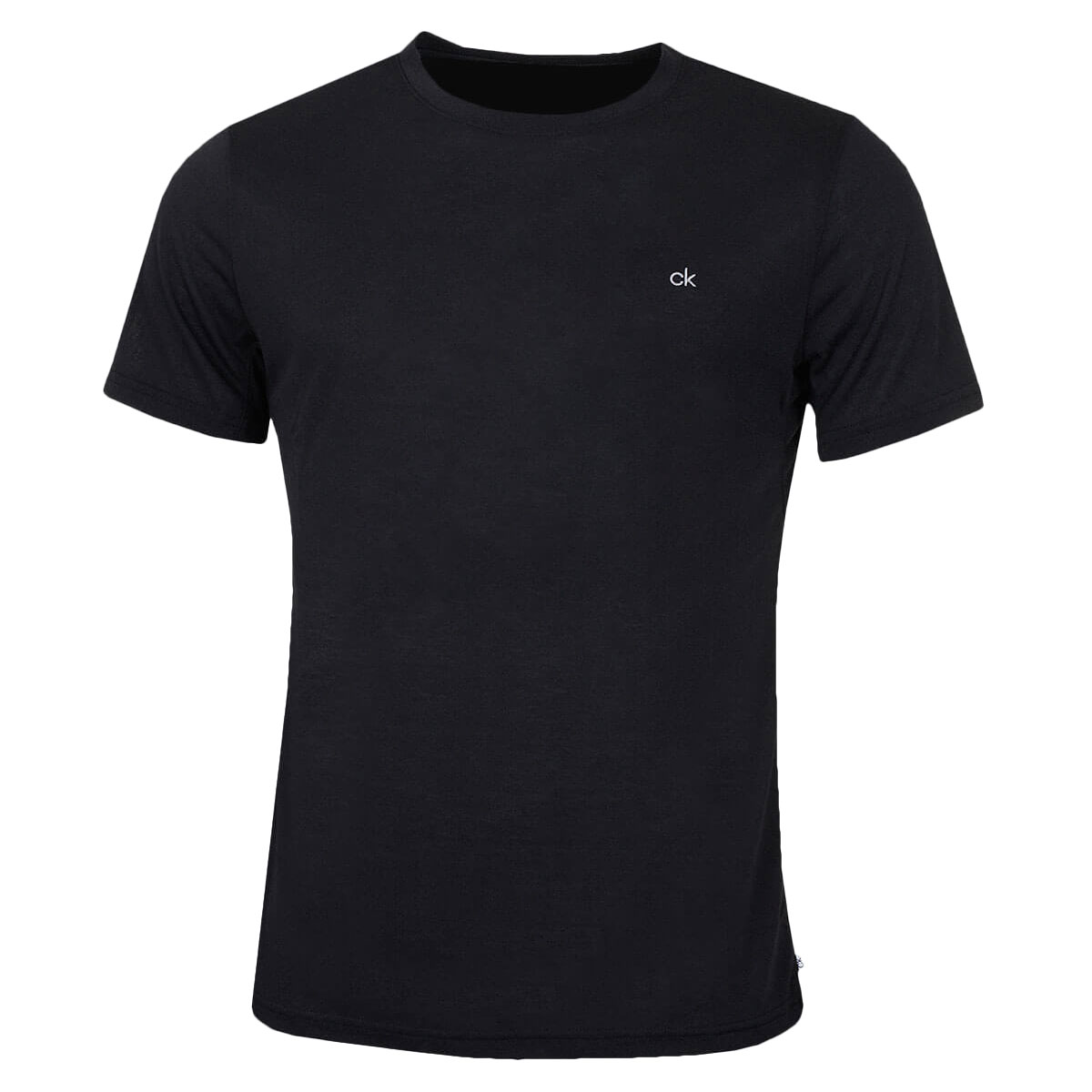 Calvin-Klein-Mens-2020-3-Pack-CK-Breathable-Wicking-Crew-Performance-T-Shirt thumbnail 3