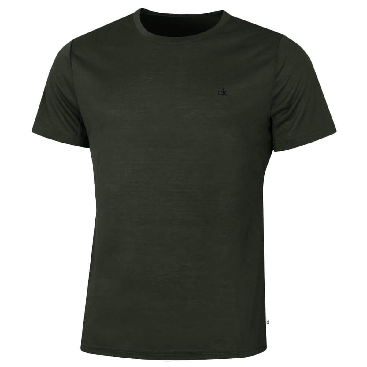 Calvin-Klein-Mens-2020-3-Pack-CK-Breathable-Wicking-Crew-Performance-T-Shirt thumbnail 23
