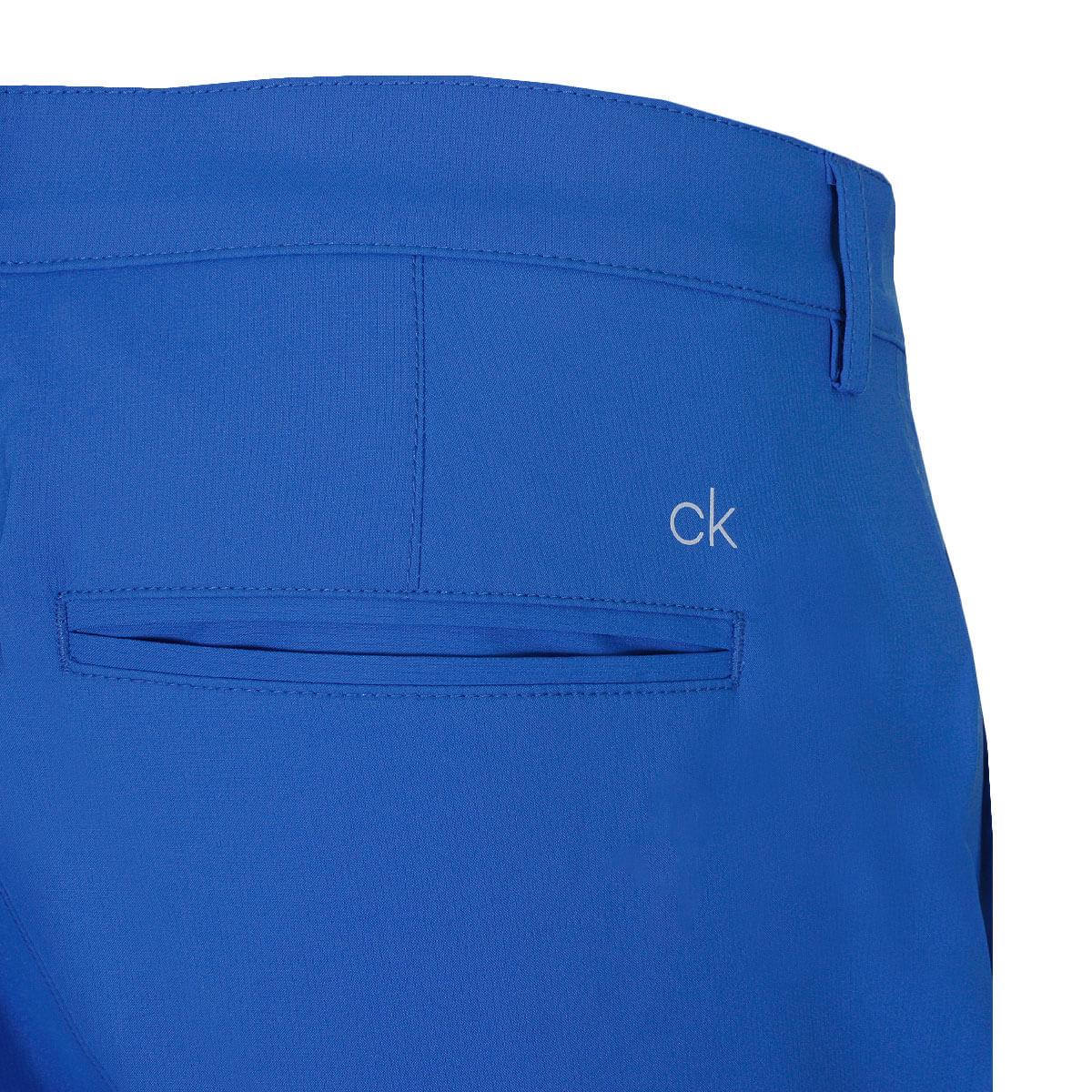 thumbnail 7 - Calvin Klein Mens 2021 Slim Fit Micro Tech Lightweight Golf Shorts 34% OFF RRP
