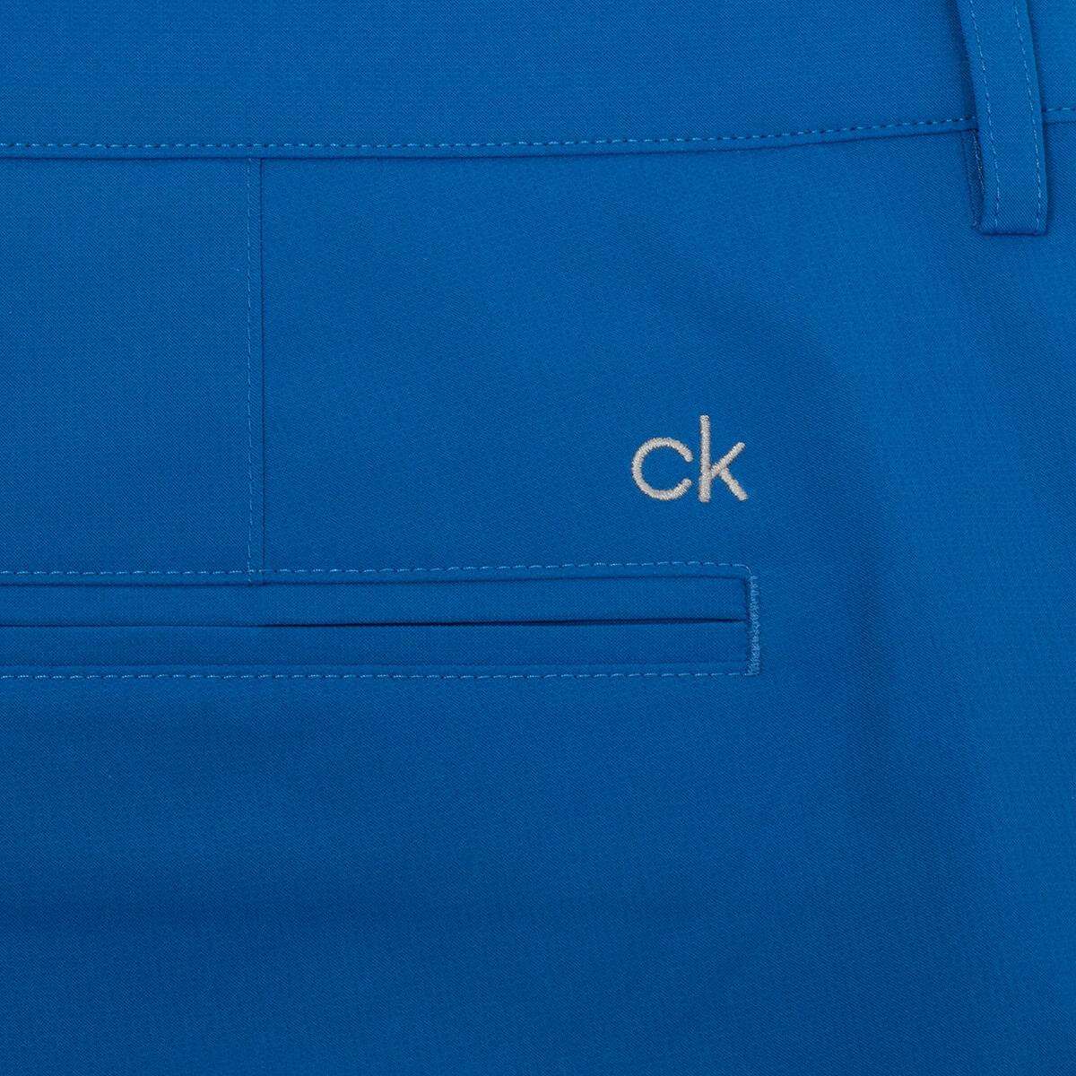 thumbnail 10 - Calvin Klein Mens 2021 Slim Fit Micro Tech Lightweight Golf Shorts 34% OFF RRP