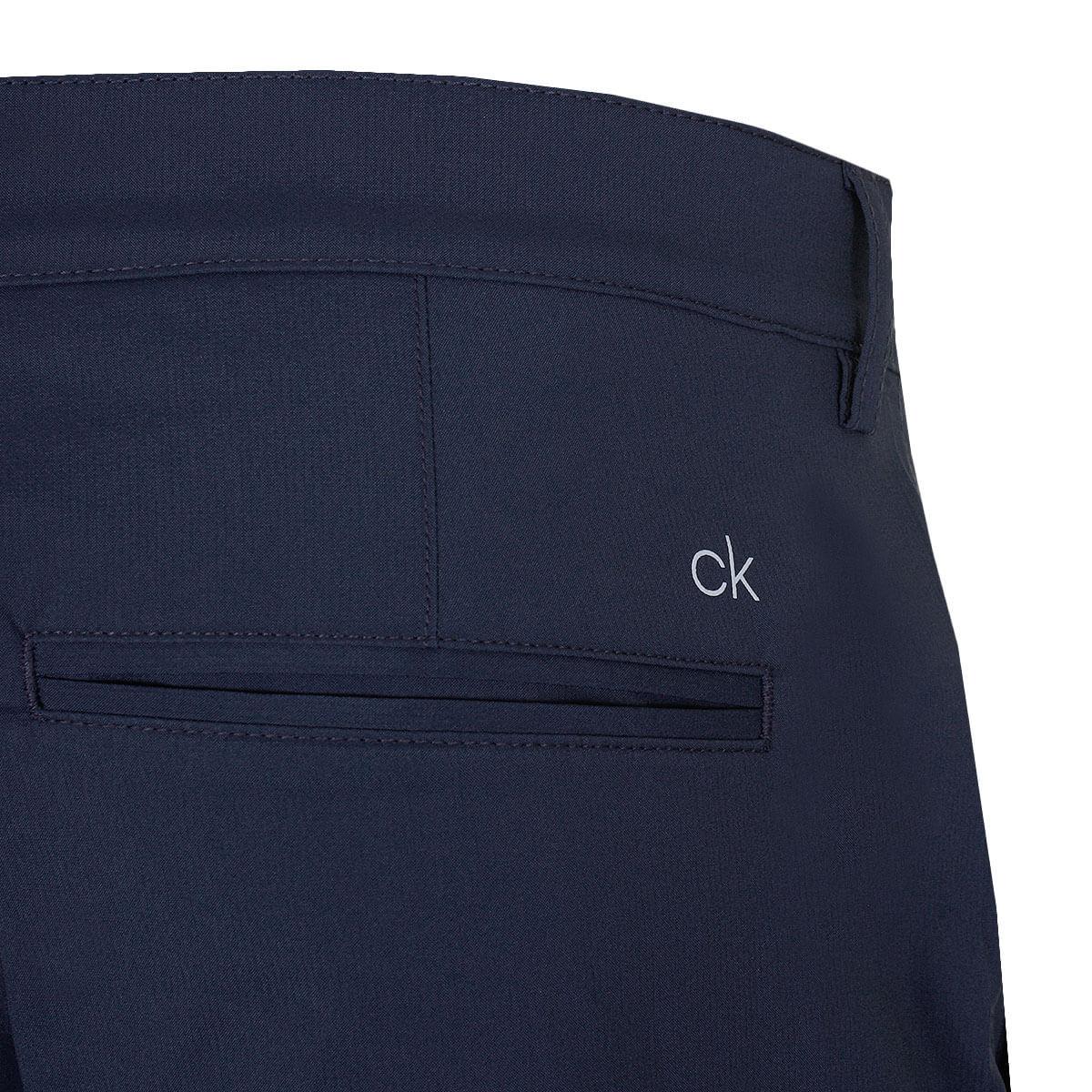 thumbnail 13 - Calvin Klein Mens 2021 Slim Fit Micro Tech Lightweight Golf Shorts 34% OFF RRP