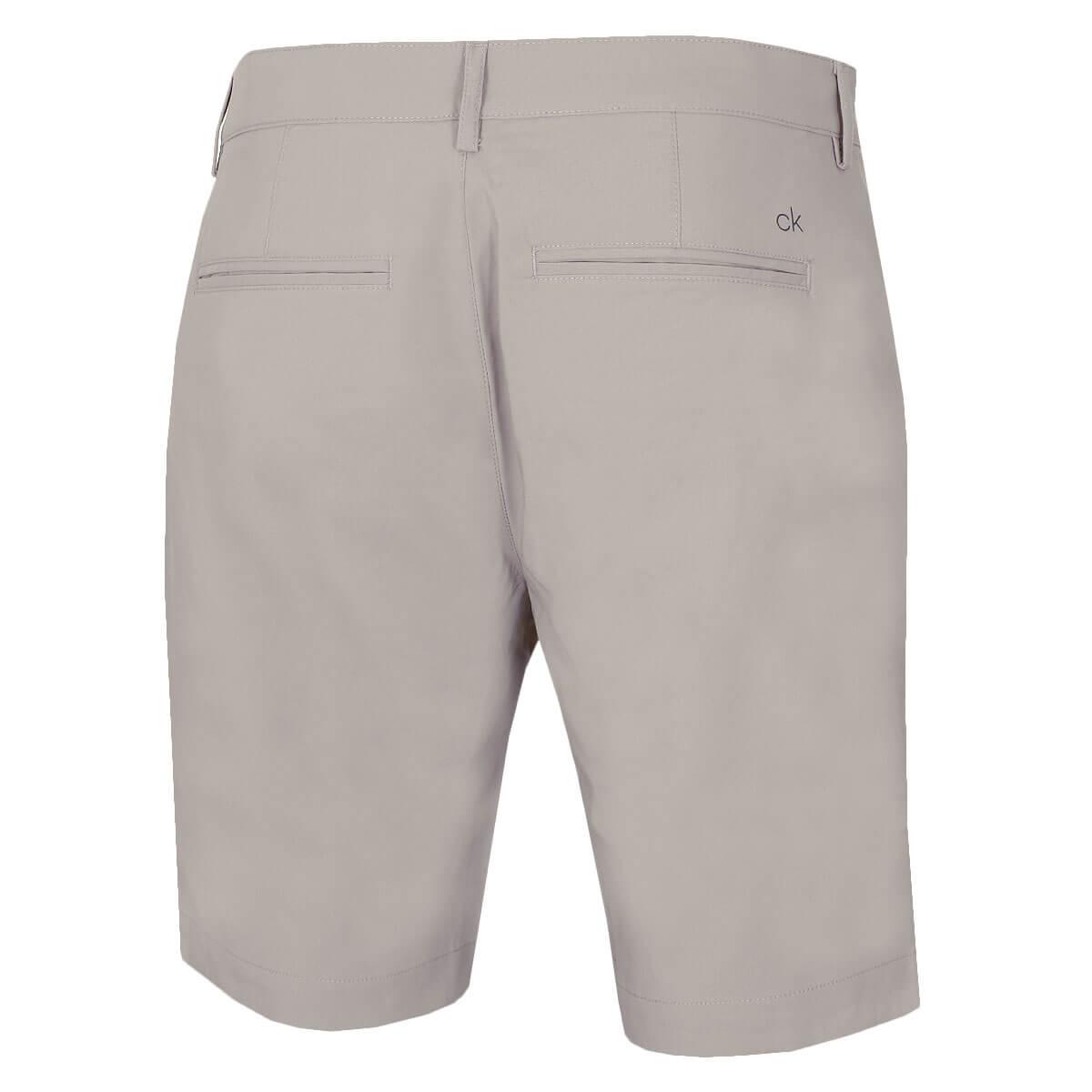thumbnail 15 - Calvin Klein Mens 2021 Slim Fit Micro Tech Lightweight Golf Shorts 34% OFF RRP