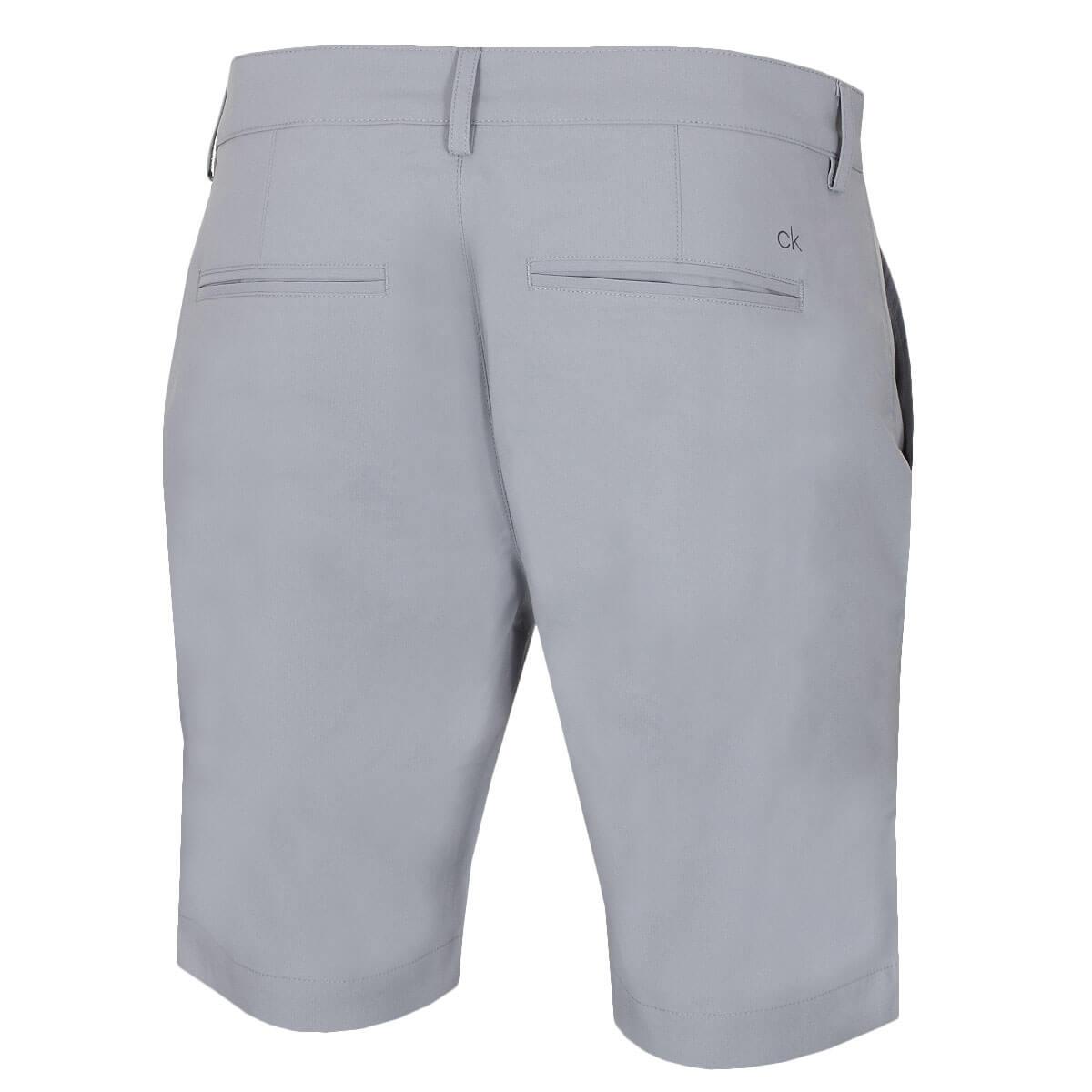 thumbnail 18 - Calvin Klein Mens 2021 Slim Fit Micro Tech Lightweight Golf Shorts 34% OFF RRP