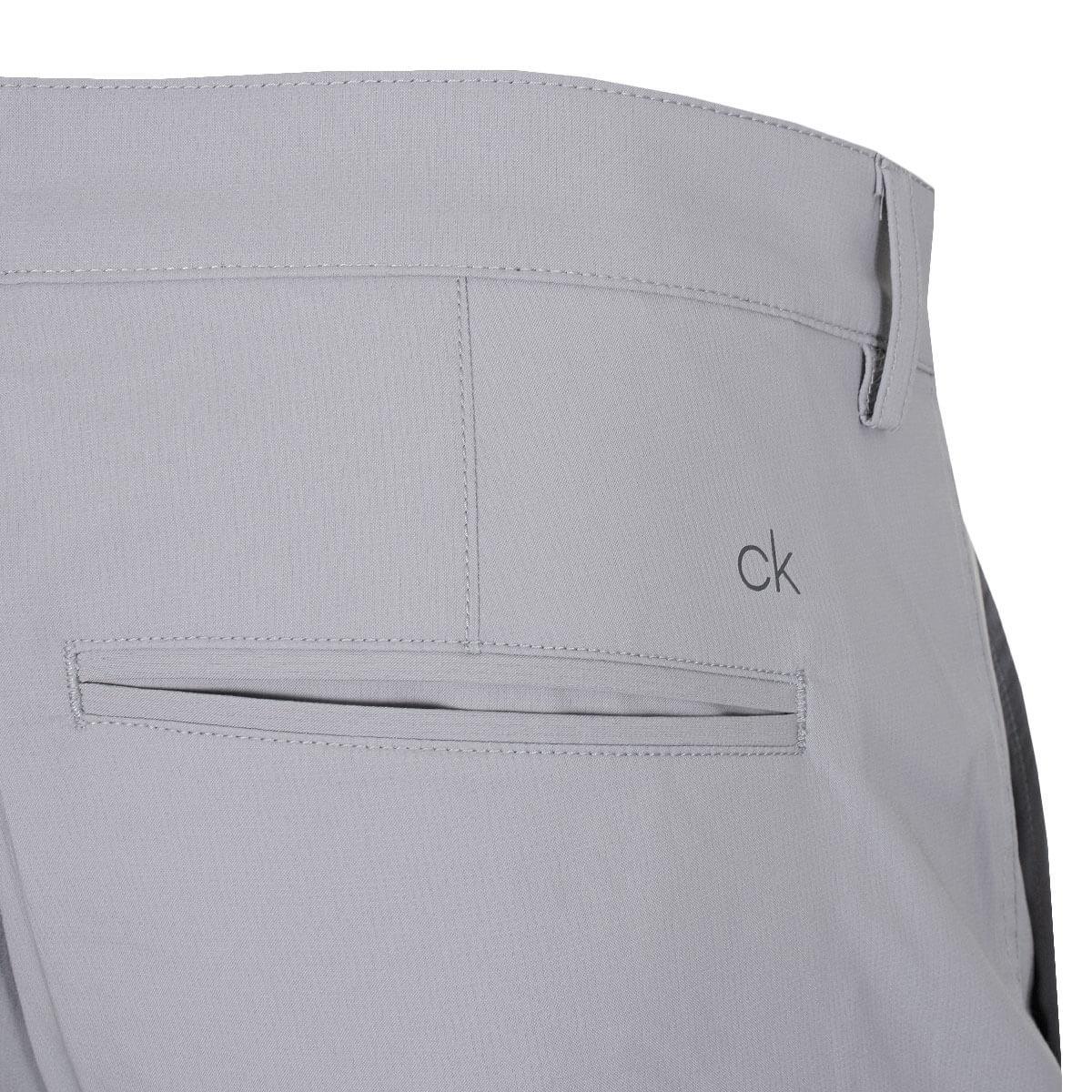 thumbnail 19 - Calvin Klein Mens 2021 Slim Fit Micro Tech Lightweight Golf Shorts 34% OFF RRP
