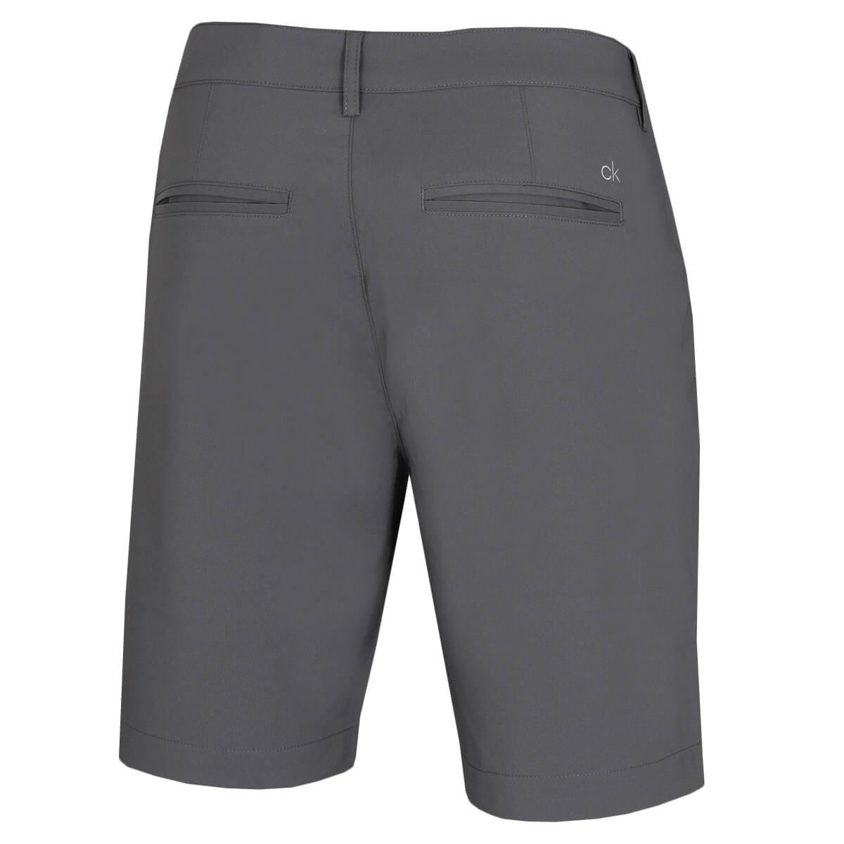 thumbnail 24 - Calvin Klein Mens 2021 Slim Fit Micro Tech Lightweight Golf Shorts 34% OFF RRP