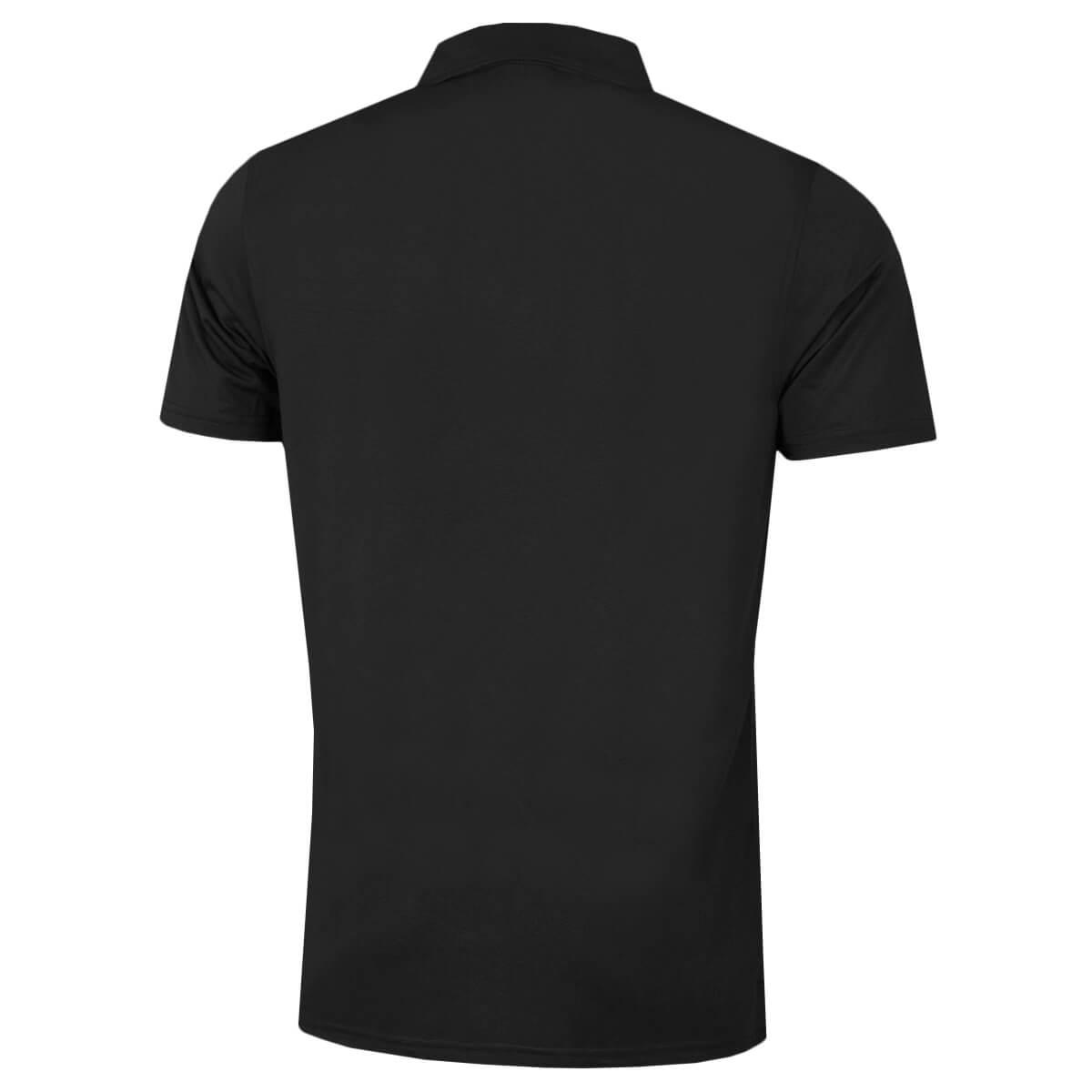 thumbnail 3 - Calvin Klein Mens 2021 Central Eco Light Wicking Golf Polo Shirt 28% OFF RRP