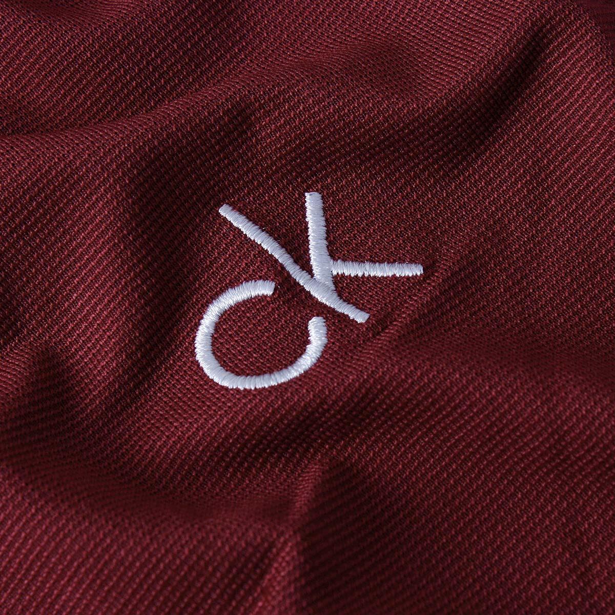thumbnail 7 - Calvin Klein Mens 2021 Central Eco Light Wicking Golf Polo Shirt 28% OFF RRP