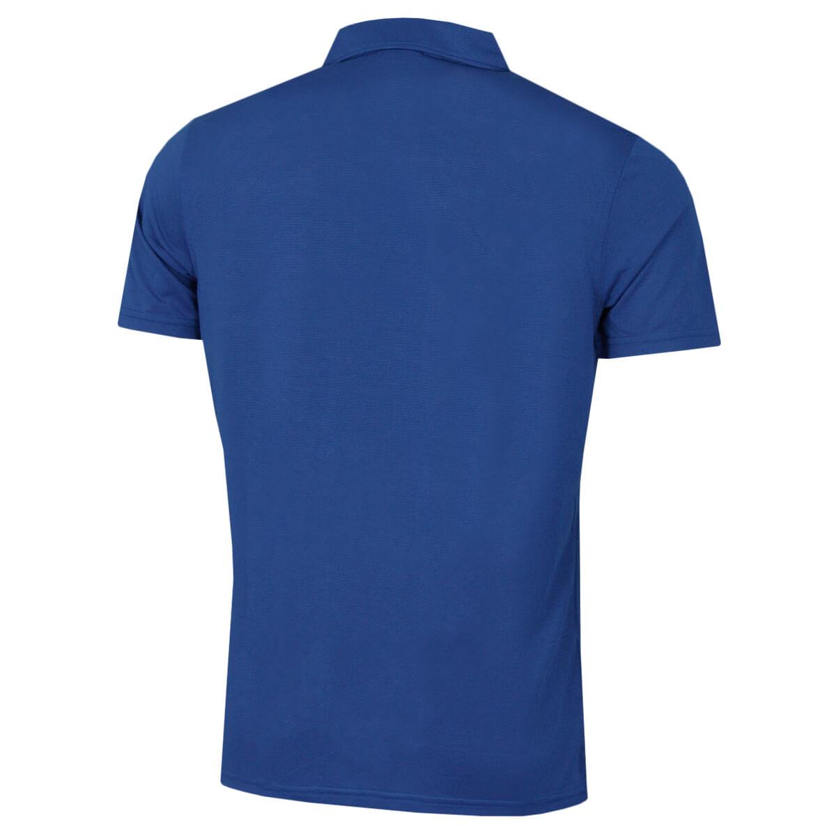 thumbnail 12 - Calvin Klein Mens 2021 Central Eco Light Wicking Golf Polo Shirt 28% OFF RRP