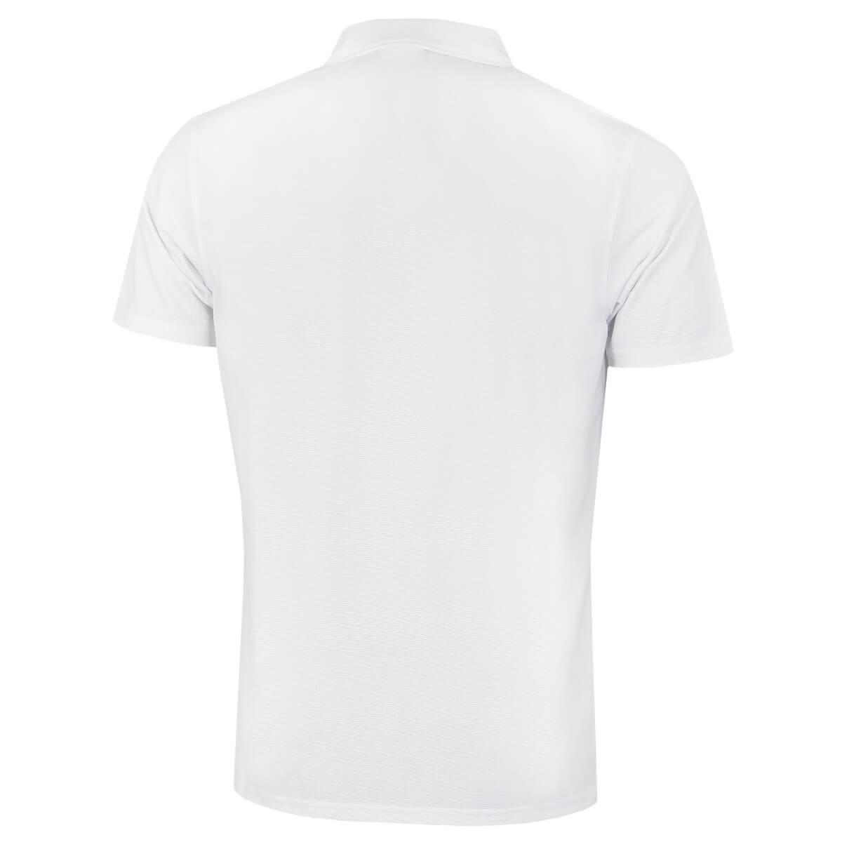 thumbnail 18 - Calvin Klein Mens 2021 Central Eco Light Wicking Golf Polo Shirt 28% OFF RRP