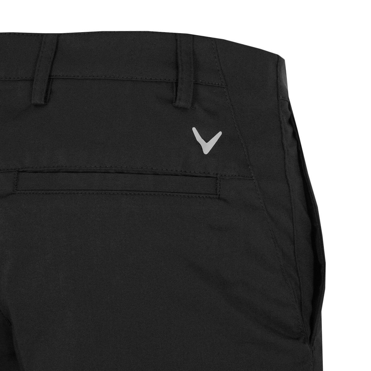 Callaway-Mens-2019-Ergo-Stretch-Golf-Slim-Fit-Tailored-Chevron-Shorts thumbnail 4