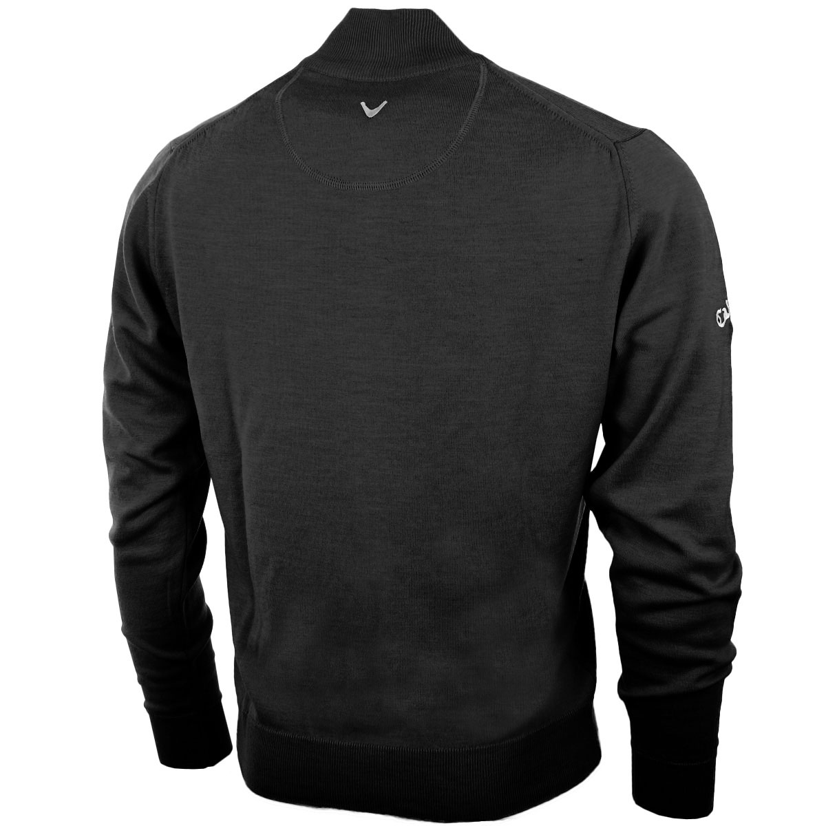 Callaway-Golf-Mens-Merino-1-4-Zip-Sweater-Wool-Pullover-Therm-Jumper-60-OFF-RRP thumbnail 6