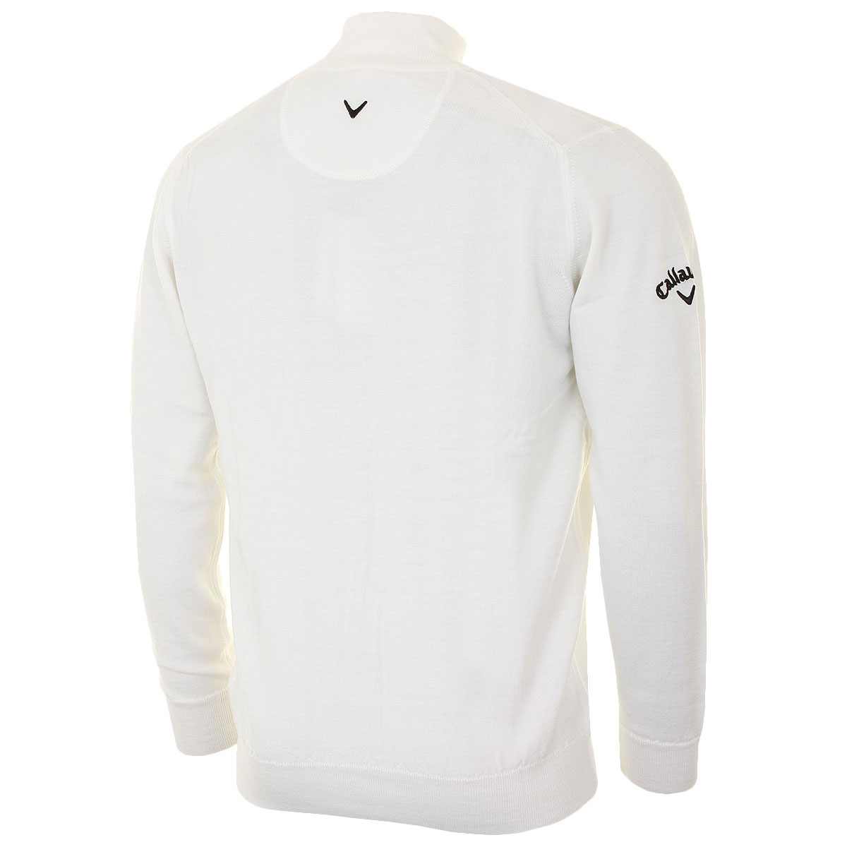 Callaway-Golf-Mens-Merino-1-4-Zip-Sweater-Wool-Pullover-Therm-Jumper-60-OFF-RRP thumbnail 10