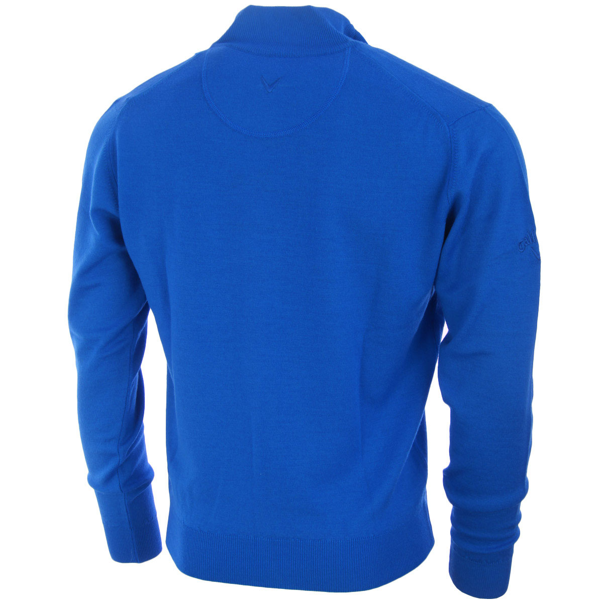 Callaway-Golf-Mens-Merino-1-4-Zip-Sweater-Wool-Pullover-Therm-Jumper-60-OFF-RRP thumbnail 18