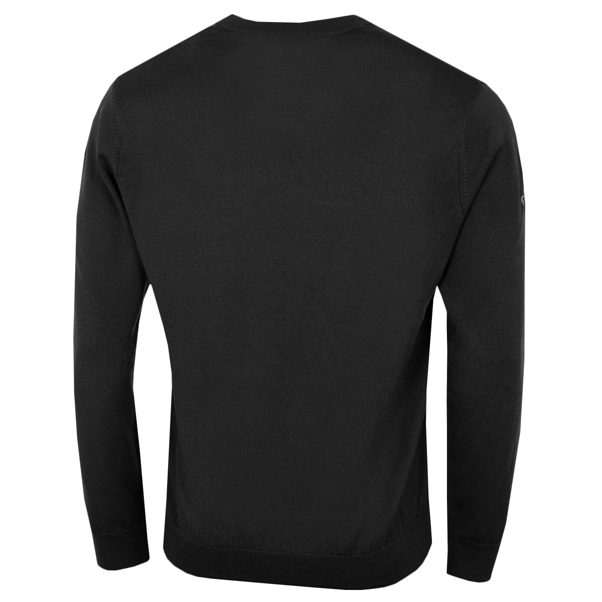 Callaway-Golf-Mens-Ribbed-V-Neck-Merino-Opti-Therm-Sweater-Jumper-64-OFF-RRP thumbnail 3