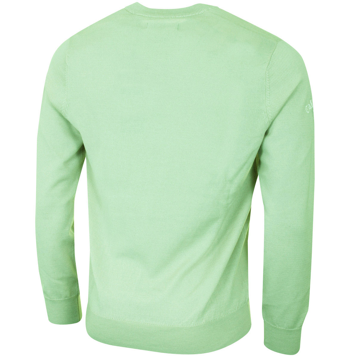 Callaway-Golf-Mens-Ribbed-V-Neck-Merino-Opti-Therm-Sweater-Jumper-64-OFF-RRP thumbnail 8