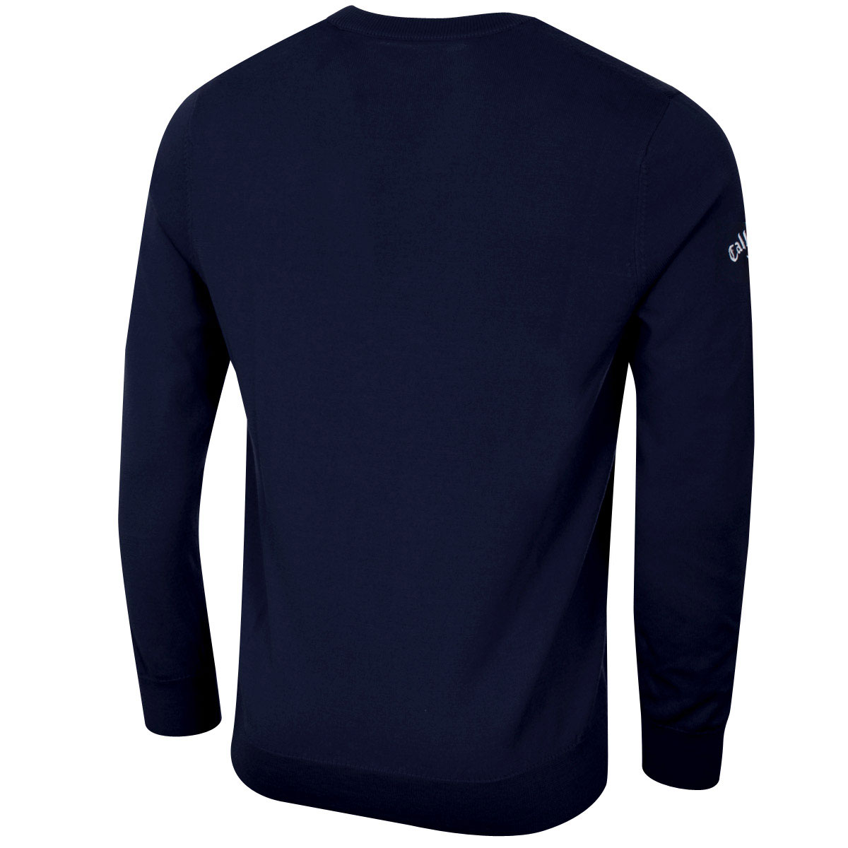 Callaway-Golf-Mens-Ribbed-V-Neck-Merino-Opti-Therm-Sweater-Jumper-64-OFF-RRP thumbnail 10