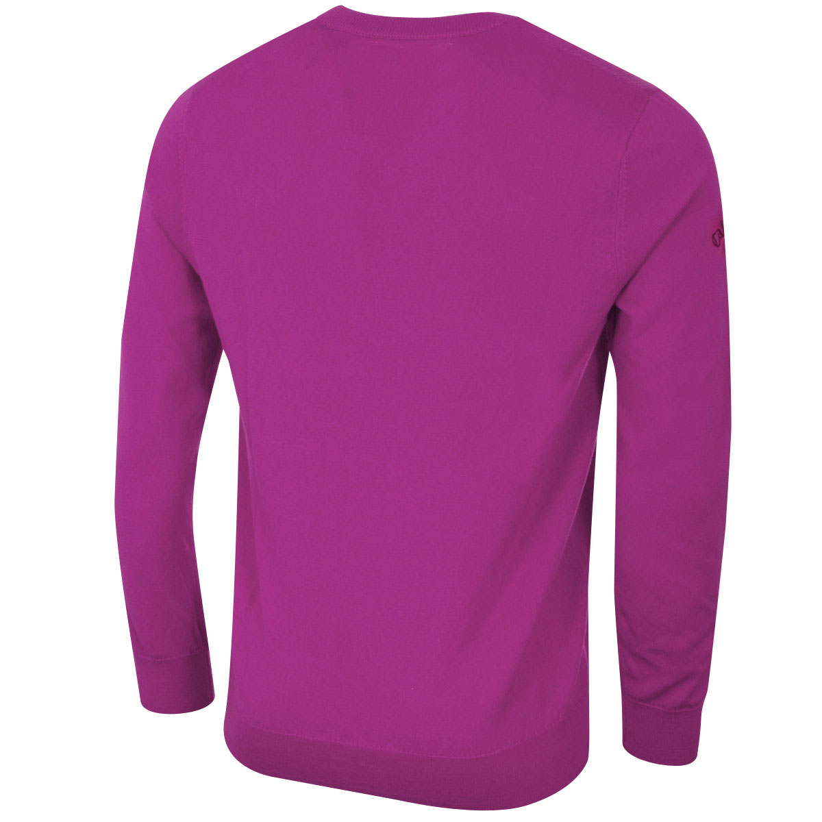 Callaway-Golf-Mens-Ribbed-V-Neck-Merino-Opti-Therm-Sweater-Jumper-64-OFF-RRP thumbnail 6