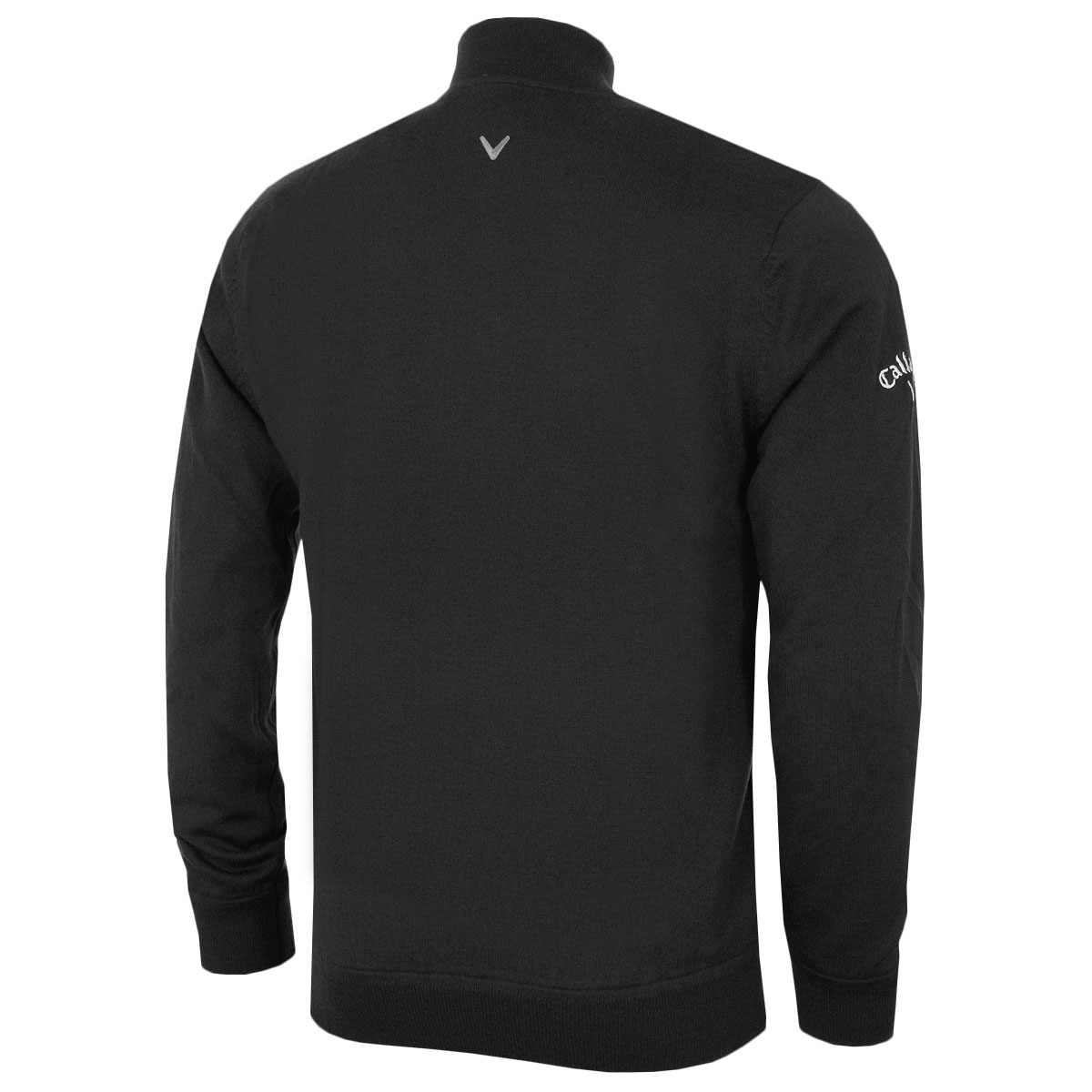 Callaway-Golf-Mens-1-4-Zip-Mock-Merino-Windproof-Sweater-Pullover-43-OFF-RRP thumbnail 4