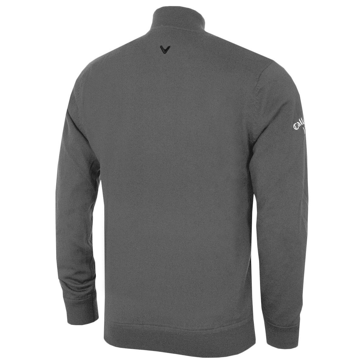 Callaway-Golf-Mens-1-4-Zip-Mock-Merino-Windproof-Sweater-Pullover-43-OFF-RRP thumbnail 21