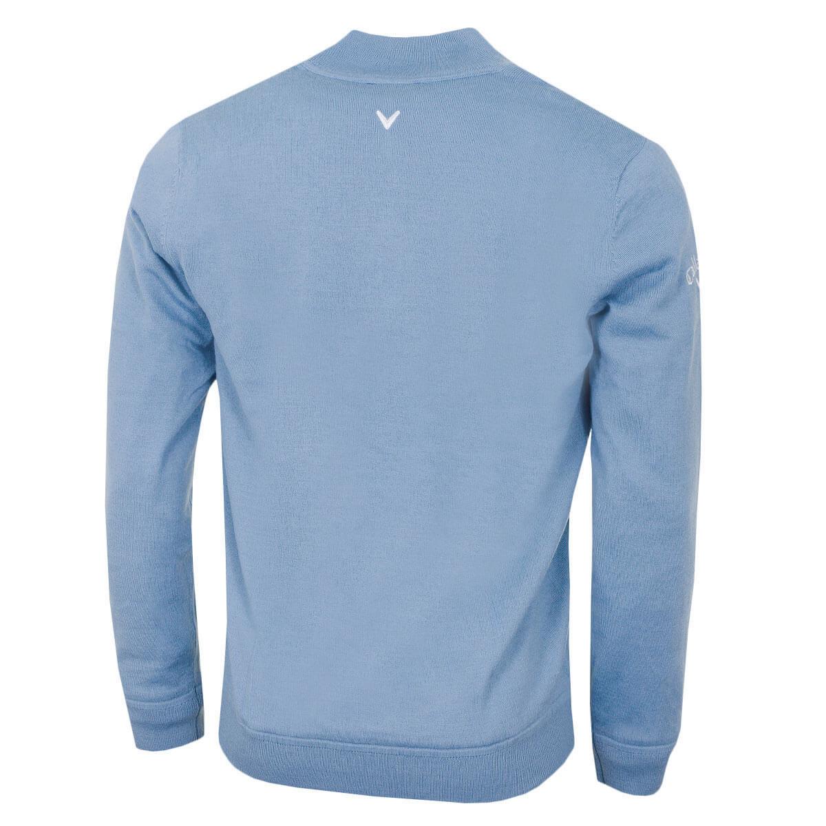 Callaway-Golf-Mens-1-4-Zip-Mock-Merino-Windproof-Sweater-Pullover-43-OFF-RRP thumbnail 15