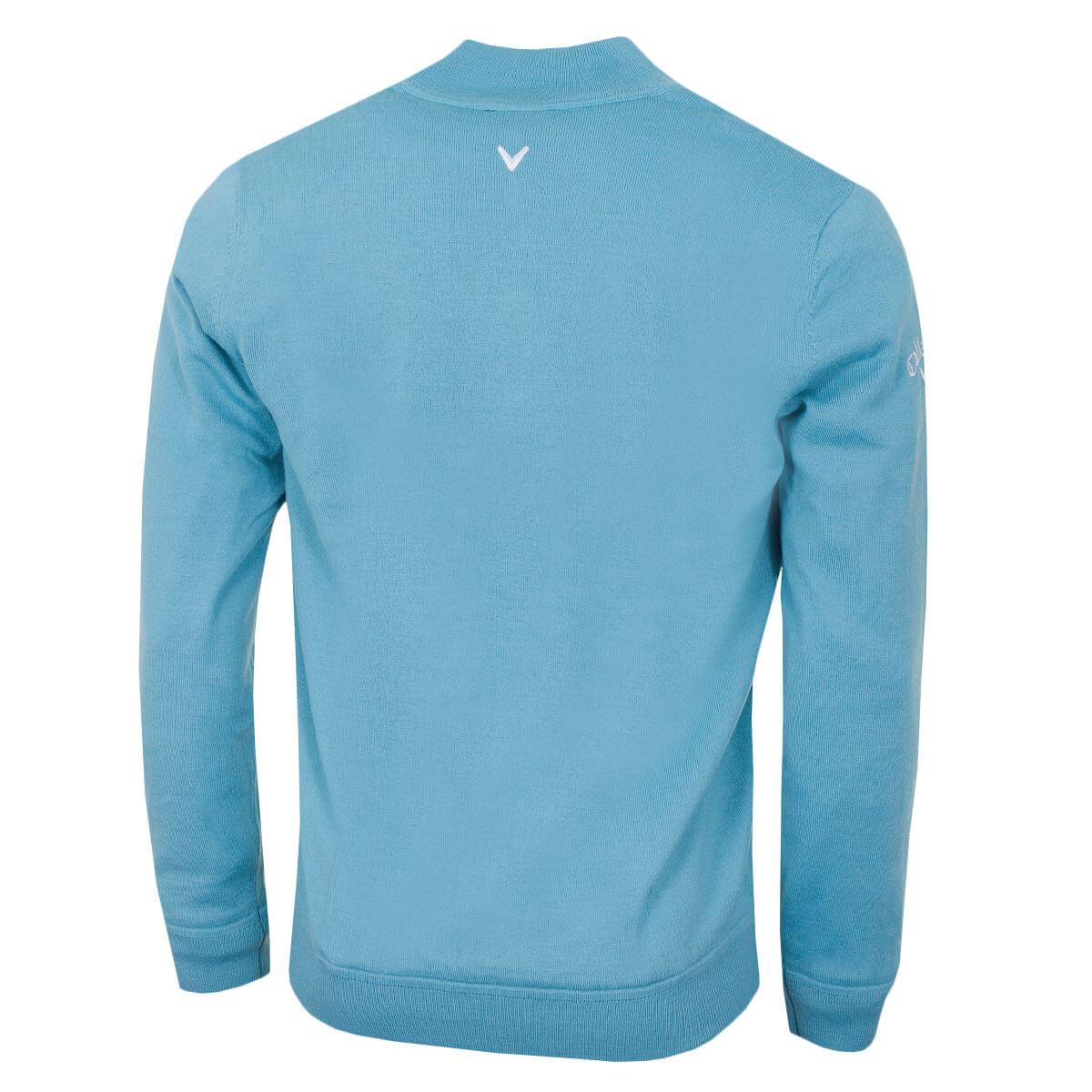 Callaway-Golf-Mens-1-4-Zip-Mock-Merino-Windproof-Sweater-Pullover-49-OFF-RRP thumbnail 6