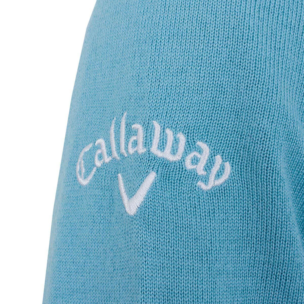 Callaway-Golf-Mens-1-4-Zip-Mock-Merino-Windproof-Sweater-Pullover-43-OFF-RRP thumbnail 7