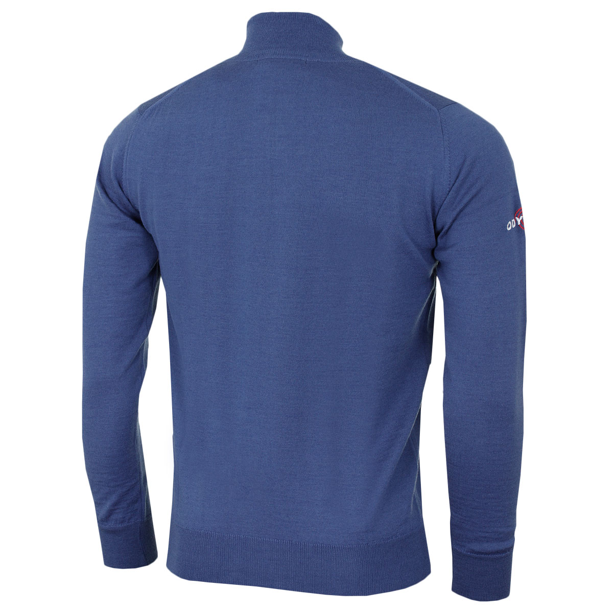 Callaway-Golf-Mens-2018-1-4-Zip-Merino-Mix-Wool-Thermal-Sweater-45-OFF-RRP